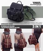 TETRA - Ellie Backpack (Fatpack)