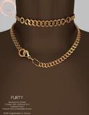 NaaNaa's Flirty Gold [Wear Me]