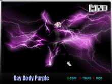 Ray Body Purple