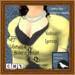 GPA Women's Bolero Jacket - Yellow Lemon (ADD to unpack)