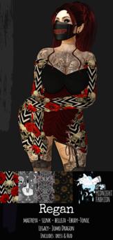 ::AMF:: Regan Dress