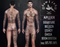 [ H O W L I N G ]-American Teen - Tattoo