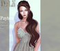 "=DeLa*= Mesh Hair ""Payton"" All colors"