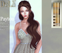 "=DeLa*= Mesh Hair ""Payton"" Dark Blondes"