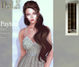 "=DeLa*= Mesh Hair ""Payton"" Dark Browns"