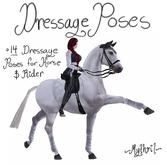 ~Mythril~ Poses: Dressage