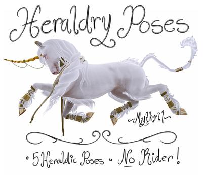 ~Mythril~ Poses: Heraldry