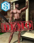DEMO XK Commodus Gladiator Belt