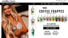 [Cinnamon Cocaine ] Coffee Frappe Pack