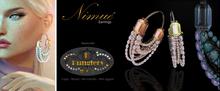 KUNGLERS - Nimue earrings DEMO