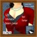 GPA Women's Bolero Jacket - Red Darker (ADD to unpack)