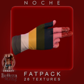 NOCHE. Medical gloves Fatpack