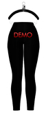 Velour Leggings — Demo