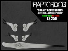 "RAPTORDOG // ""OKAMI"" ACCESSORIES"