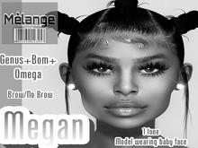 Melange- MEGAN SKIN DEMO