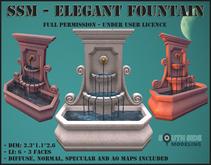 SSM - Elegant Fountain