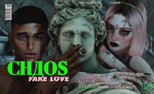 CHAOS // F4KE LOVE - Black