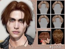 Sintiklia - Hair John - Light blondes