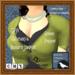 GPA Women's Bolero Jacket - Green Pepper (ADD to unpack)