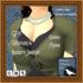 GPA Women's Bolero Jacket - Green Moss (ADD to unpack)
