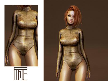 Fonde - Dile Bodysuit - Fatpack
