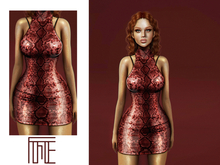 Fonde - Smyth Dress - Fatpack - Unpacker