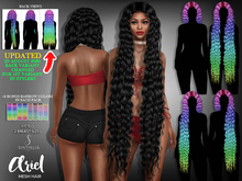 Sintiklia - Hair Ariel - Blacks&whites