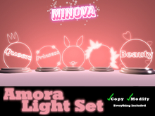 Amora Light Set