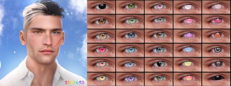 [avarosa] Joyce Eyes