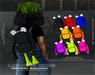 LFK. - Bezerk Backpack - Racer