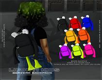 LFK. - Bezerk Backpack - Fuchsia