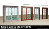 Euro Style Door set  only 1 Land Impact