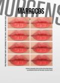 MORGENSTERN: MARROCOS LIPSTICK [LELUTKA EVOLUTION FEMALE]