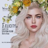 { wren's nest } Felicity Shape for LeLutka Fleur v2.0 bento head