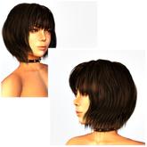 VC - Hair Raven Bob