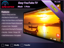 Easy YouTube TV - DEMO