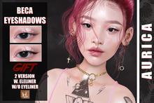 #AURICA Beca Eyeshadows GIFT /ADD ME/