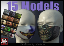 *!* Face Mask #3 serie 1