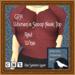 GPA Women's Scoop Neck Top - Red Wine (ADD to unpack)