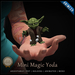 [C] Animesh Pet - Mini Magic Yoda (Wear)