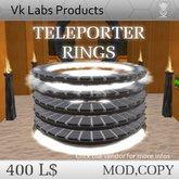 Teleporter Ring