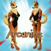 Arcanine Mod for PsiCorp Husky