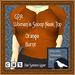 GPA Women's Scoop Neck Top - Orange Burnt (ADD to unpack)