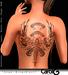 Angel Wings - Black Tattoo [CAROL G]
