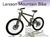 """""""Active Suspension"""" Highly Detailed Mountain Bike!"""