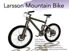 Larsson Mountain Bike v6.0 (Boxed)