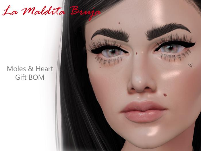 :LMB: Moles Heart Gift BOM