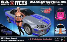 SA-I ●NASSIN-Skyline R34●