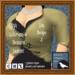 GPA Women's Bolero Jacket - Tan Beige Z (ADD to unpack)