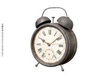 Nutmeg. Tidy Pastels Clock